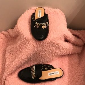 Girl dressy slip on shoes